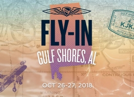 AOPA Fly-In set Oct. 26-27 at Jack Edwards Airport