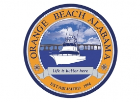 Orange Beach City Seal