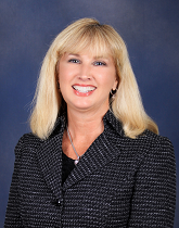 Orange Beach City Council member Joni Blalock-Costo