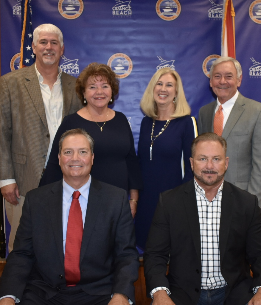 Orange Beach City Council for term covering 2020-2024