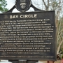Bay Circle historical marker unveiling