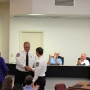 Bruce Nelson promotion to Orange Beach Fire Battalion Chief