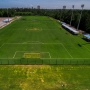 City of Orange Beach Sportsplex aerial showing 2 soccer fields
