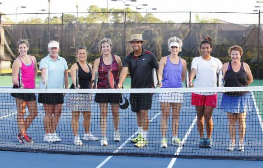 Group Lessons and Cardio Tennis Classes at Orange Beach Tennis Courts