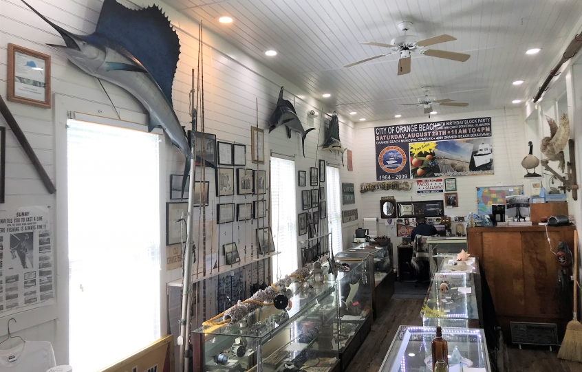 Orange Beach Indian and Sea Museum