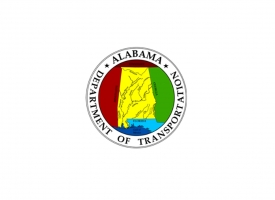 Official seal of the Alabama Department of Transportation