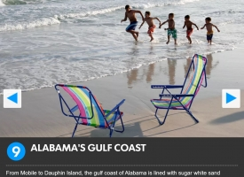 Alabama Gulf Coast top attraction in USA Today vote