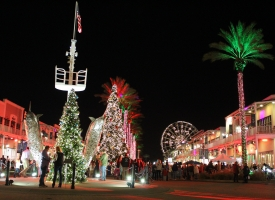 2017 Orange Beach Christmas Tree Lighting