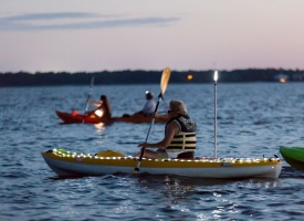 Full Moon Paddle in 2017