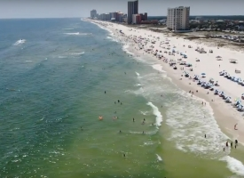 Gulf State Park and City of Orange Beach Partner for Better Beach Experience