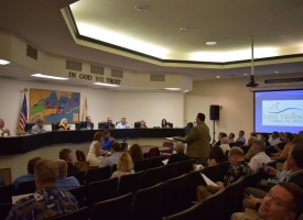 Orange Beach City Council meeting