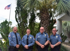 Orange Beach Police promotions announced