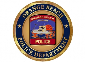Orange Beach Police Department logo