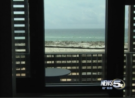 WKRG Gulf State Park first look report
