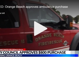 WKRG story on OBFD ambulances